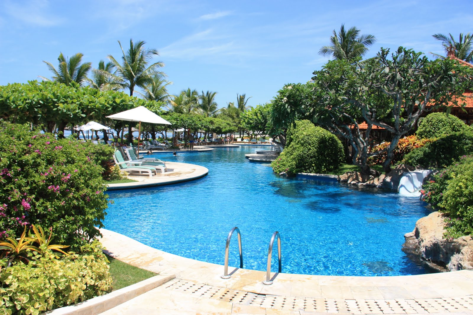 Direct Tv Internet Reviews >> Bali Hyatt Resort Sanur - HOTELS - Bali direct via bali ...