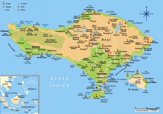 Carte Bali Candidasa.Bali Daguitstappen Excursies Bali Direct Via Bali Direct Be